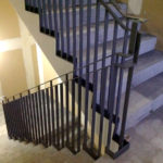 ST階段手摺