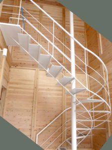 ST螺旋階段