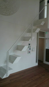 ST室内階段