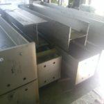 SUS400H鋼補強柱(非破壊検査含む)